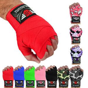 "HAND WRAPS 180"" 137'' 99'' PAIR  MMA Kick Boxing Bandages Muay Thai UFC Karate"