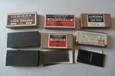 Lot 84 Plaques de Verres Positives Négatifs Vers 1925/50