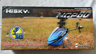 Hisky TXR HCP80 Flybarless 3 Axis Gyro 6 Channel R/C Helicopter 2.4 GHz NIB