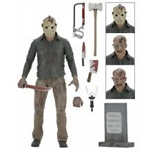 Ultimate Jason Voorhees (Friday The 13th: parte 4) Neca 7 pollici Action Figure -.