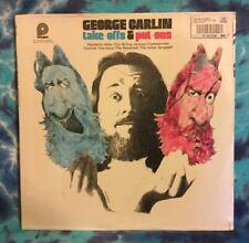 George Carlin  LP Take-Offs & Put-Ons STILL FACTORY SEALED Pickwick (1972 Press)
