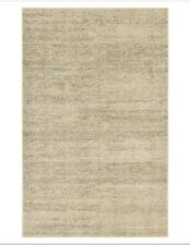 Bridgeport Home Beige Tan Area Rug 5' X 8' NEW