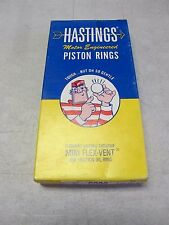 Hasting 2C6899 040 Piston Ring Set fits GMC 122 2.0L