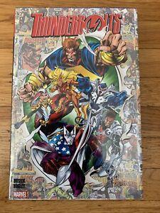Marvel Comics THUNDERBOLTS OMNIBUS DM Hard Cover BAGLEY (2021) Global Shipping