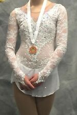 Ice Figure Skating Dress Custom Competition Skating Dress by Ladu