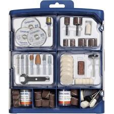 Dremel 724-150 Pce Multipurpose Accessory Kit for Rotary Multi Tools 2615S724JA