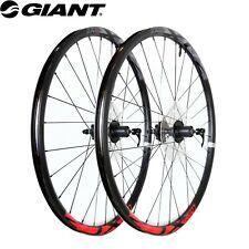 "Giant XC2 27.5"" MTB Alloy Wheelset Tubeless Ready QR (New take-off)"