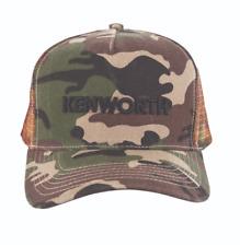 KENWORTH CAMO CAP