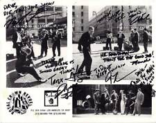 Royal Crown Revue BAND SIGNED 8x10 Photo Swing Rockabilly Autographed Original