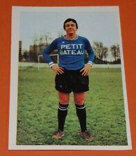 293 B. DEFFERREZ TROYES AUBE TAF AGEDUCATIFS FOOTBALL 1973-1974 73-74 PANINI