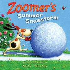 Zoomer's Summer Snowstorm-ExLibrary