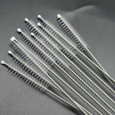 Stainless Ateel Nylon Aluminium Straw Pipe Cleaner Cleaning Brush ***UK Stock***