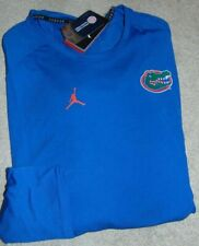 ~Nwt Men's Nike Jordan Florida Gators Dri-Fit Long Sleeve Shirt! Size 3Xl Fs~