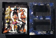 "1994 Star Trek Deep Space Nine 6 Collectible 4"" Figurines Mib C-6.5 Applause"