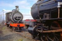 PHOTO  SOUTH AFRICAN RAILWAYS 6J CLASS 4-6-0 NO 841 AND 6A CLASS 4-6-0LOCO  NO 4