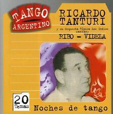 Ricardo Tanturi - Noches de Tango [New CD] Argentina - Import