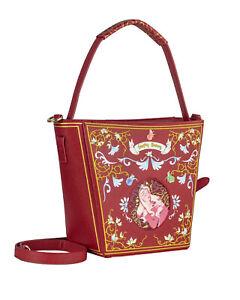 Danielle Nicole Disney Sleeping Beauty Baroque Bucket Bag