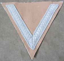 WWII GERMAN AFRIKA KORP DAK TROPICAL GEFREITER SLEEVE RANK