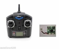 REMOTE CONTROLLER MODE 2 + RECEIVER BOARD - QUAD DRONE COPTER UDI U816A 2.4GHz