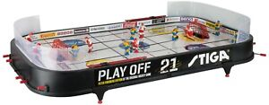 Stiga Tischeishockey PLAY OFF Table Hockey Eishockey Spiel Tisch Kicker Neu