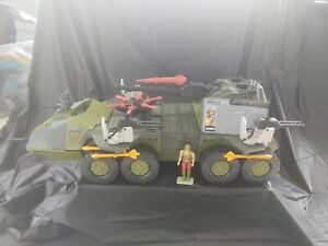 Rolling Thunder 100% Complete 1988 GI Joe with driver and file card, all parts!