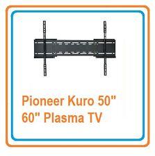 "1153 Flush Mount  Pioneer Kuro 50"" 60"" Plasma tv PRO-141FD PRO-101FD PDP-6020FD"
