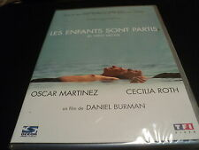 "DVD NEUF ""LES ENFANTS SONT PARTIS"" Oscar MARTINEZ, Cecilia ROTH / Daniel BURMAN"