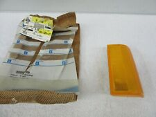 NOS 1981-1989 Caprice Catalina Front RH Side Marker Lamp lens GM 915436  dp