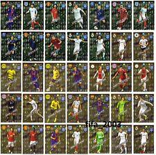 Panini Adrenalyn XL FIFA 365 2018 Limited Mitroglou Matić Messi Rashford Navas