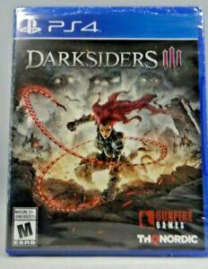 Darksiders III (Sony PlayStation 4, 2018) *NEW*