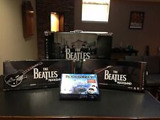 The Beatles Rock Band Bundle All Guitars Cymbals Playstation 3  50th Anniversary