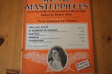 Musical Masterpieces 17: Percy Pitt 5 Complete Pieces: World's Operas/Plays
