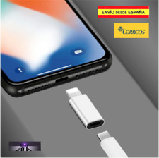Adaptador Lightning a USB-C. Apple Lightning to USB-C.