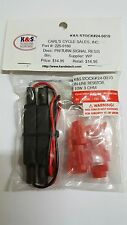 LED Pair of Turn Signal Resistors Load Equilizer NEW 10W 3OHM
