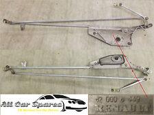 Renault Vel Satis - Front Windscreen Wiper Linkage / Mechanism
