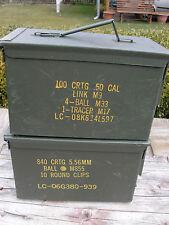 US Army +  2er Set Munitionskiste Gr.2  + Metall + TOP !!