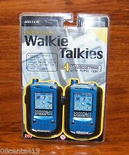 200 Toy Loud 'N Clear (10047) Battery Operated 2-Way Radio Walkie Talkies *NEW*