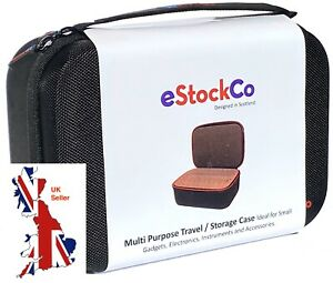 Travel / Storage Case Multi Purpose Ideal for Speakers /Cameras / Small Gadgets