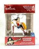 Hallmark DC Comics WB, Wonder Woman,  Christmas Ornament 2018, 2HCM4296