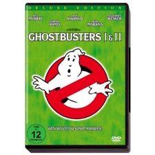 Ghostbusters I & II (1 + 2) Deluxe Edition DVD Dan Aykroyd, Bill Murray