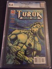 Turok Dinosaur Hunter #42 CGC 9.4 0778156008 Valiant Comics 1996