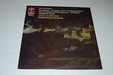 Beethoven~Overtures~Adagio & Finale~Otto Klemperer~Philharmonia Orchestra~IMPORT