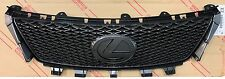 LEXUS OEM FACTORY F-SPORT FRONT UPPER GRILL 2009-2010 IS250 IS350