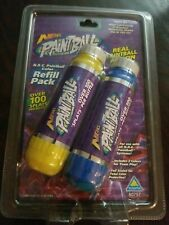 Nrg Paintball Color Refill Pack in Blue & Yellow by Toymax #80757 New