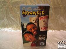 Hounded (VHS, 2002) Ed Begley Jr. Tahj Mowry Craig Kirkwood
