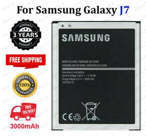 Replacement For Samsung Galaxy J7 Battery OEM Original NEW EB-BJ700BBU - 3000mAh