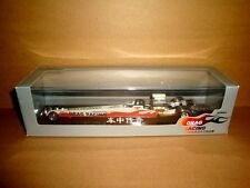 1/43 China Drag Racing car model -The transparent box is broken
