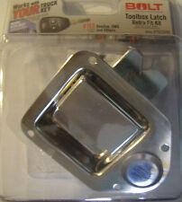 Bolt Lock 7022699 Retro Fit Toolbox Latch Kit Strattec Dodge Chrysler Jeep Keys