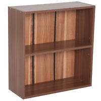 Storage Unit Chest Shelf Shelving Wooden Bookcase Bookshelf Cupboard Cabinet New