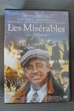 DVD les misérables TBE 1995 jean paul belmondo girardot